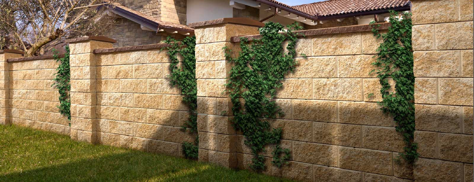 Gartenmauer  smartstore
