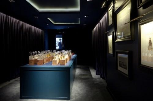 Alvear Avenue, boutique interior.
