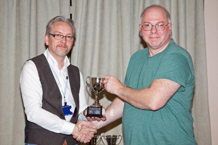 Annual PDI Cup - Bill Martin