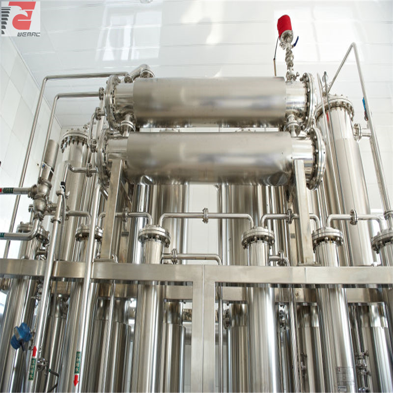 WFI equipment water for injection system for sale WEMAC H019 - WEMAC beer equipment