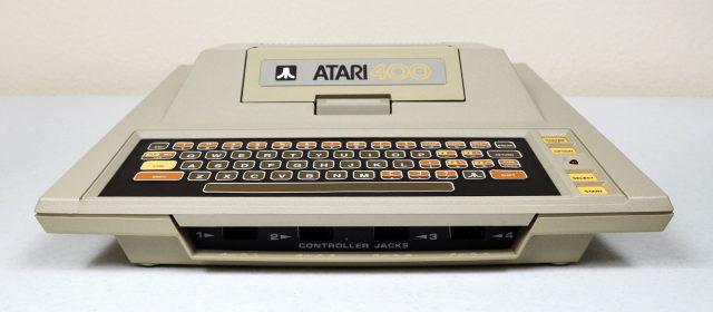 Atari 400 - WEMEDIA