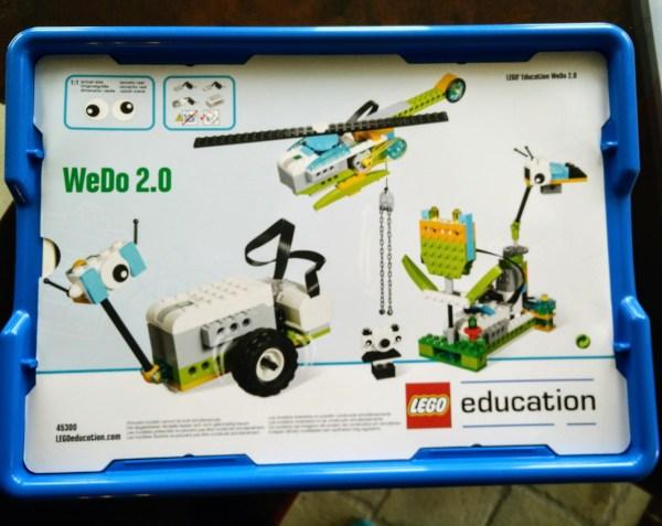 Lego Wedo 2.0 Stem Robotics Kit Introduction