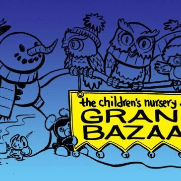 Grand Bazaar & Silent Auction – Sat. Dec. 8 10AM-2PM