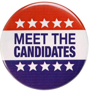 Tonight – PUBLIC FORUM FOR AT-LARGE CHARTER COMMISSION CANDIDATES