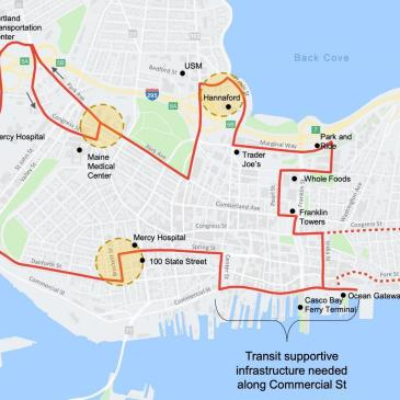 WENA's Bus Route Survey