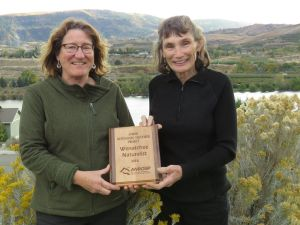 2016 ANROSP Volunteer Project Wenatchee Naturalist website