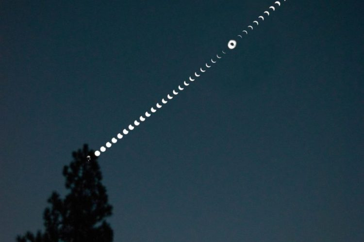 Eclipse composite by Brendan Morrison