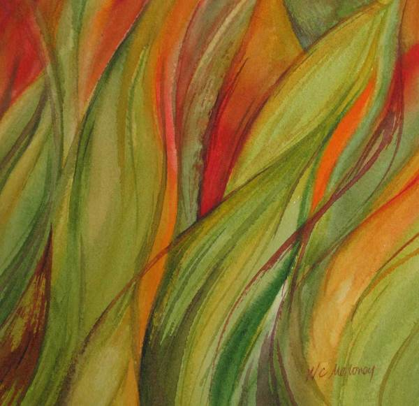 Nature & Organic Watercolor Paintings Wendy Caldwell