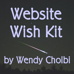 Website Wish Kit