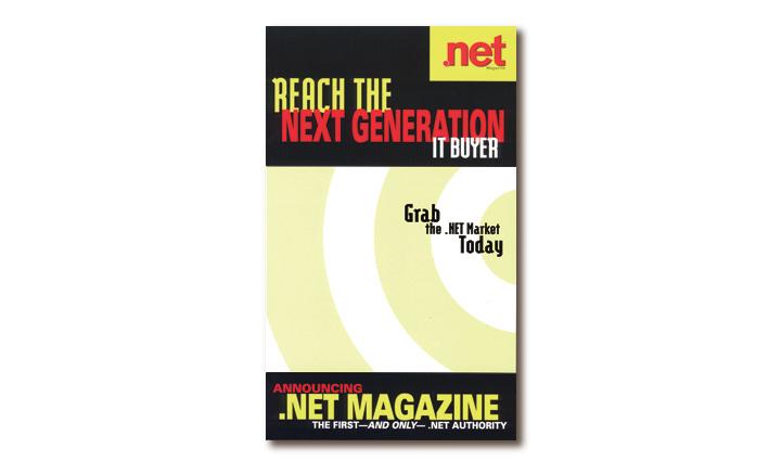 .Net Magazine Media Kit