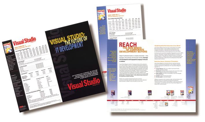 Visual Studio Media Kit Interior