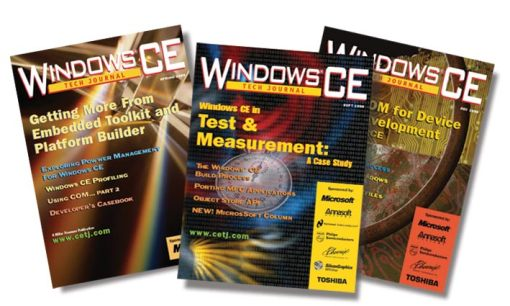 Windows CE Magazine