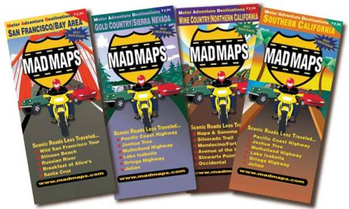 MADMAPS Map Covers