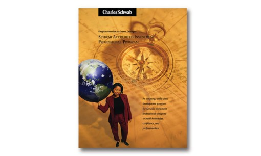 Schwab Accredited Investment Professional Program Brochure Cover