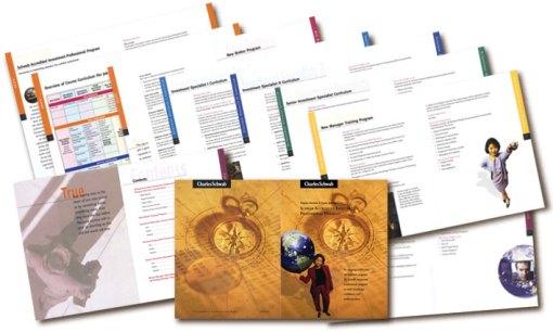 Schwab Accredited Investment Professional Program Brochure Interior