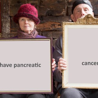 We Have Pancreatic Cancer