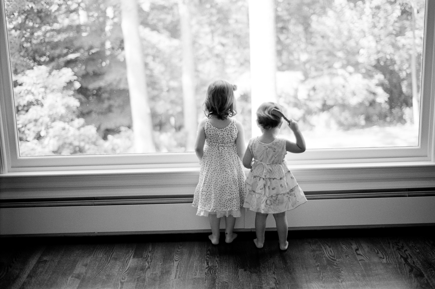 ny photos of sisters at home by wendy g photography