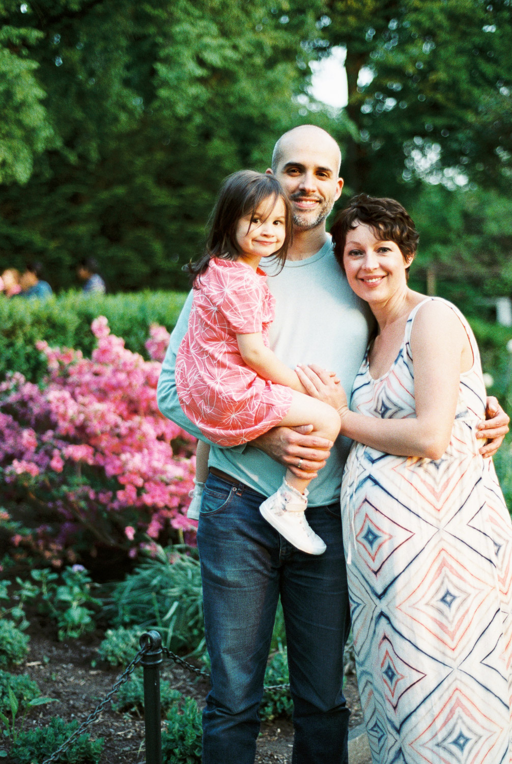 nyc family maternity portraits by wendy g