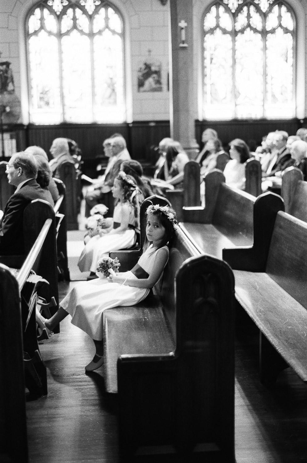 hamptons ny wedding church ceremony by wendy g photography