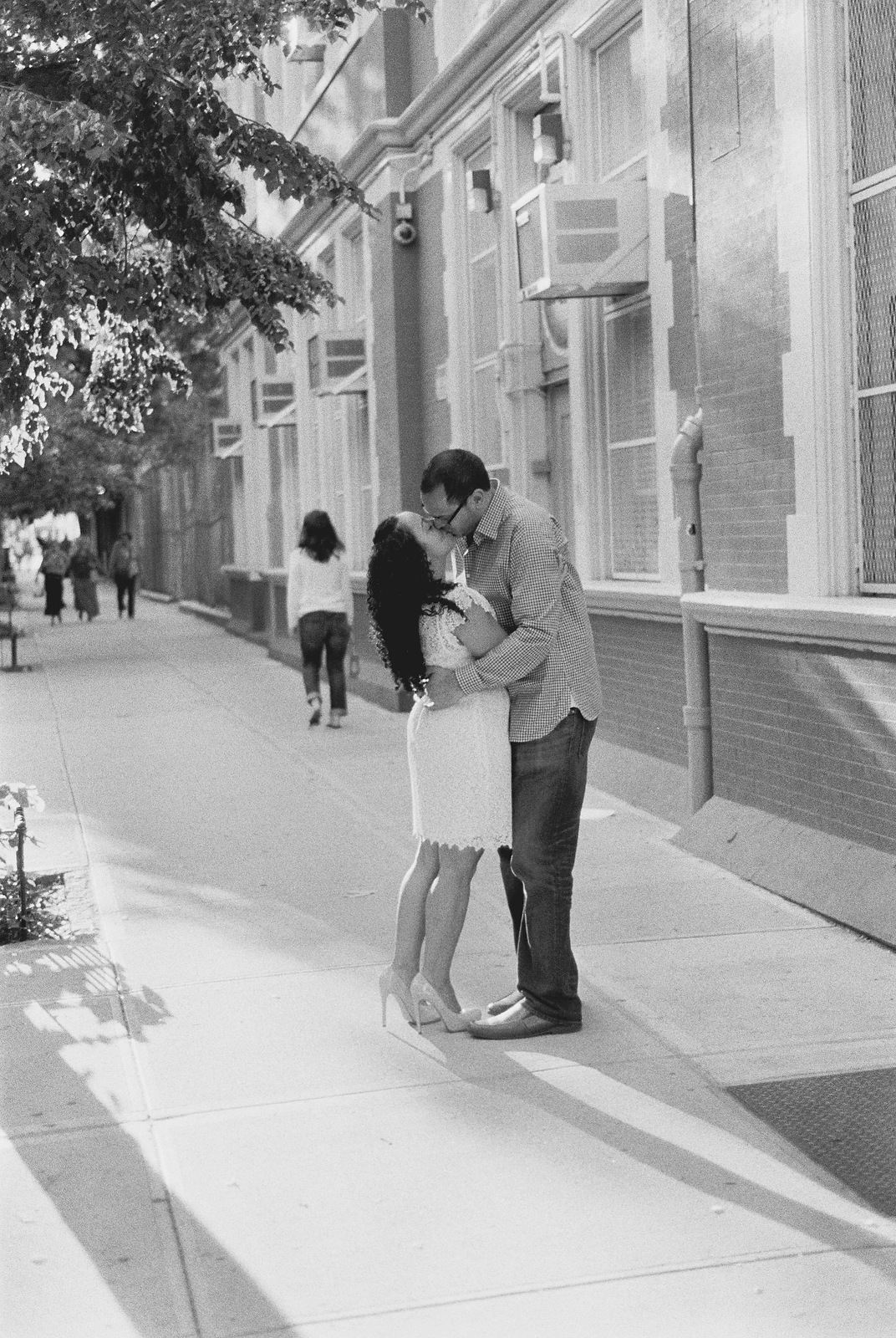 noho engagement by wendy g photography
