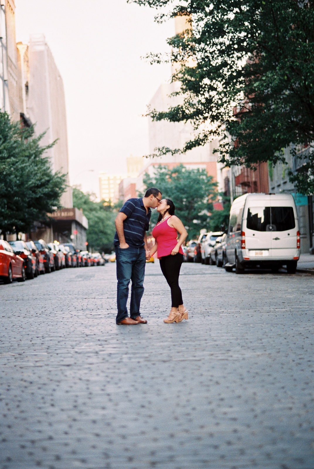 nyc noho engagements by wendy g photography