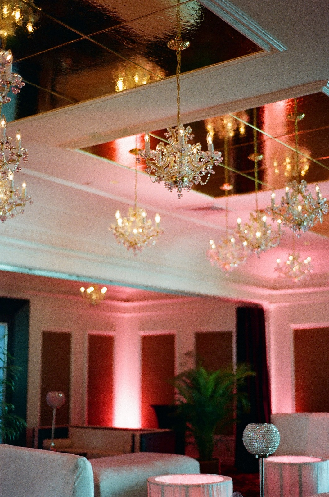 ceiling decoration westmount country club by wendy g