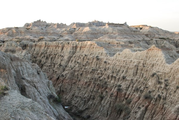Badlands National Park, Badlands