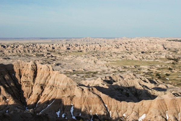 Badlands, Badlands National Park