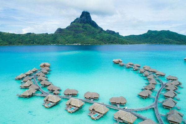 Bora Bora Island Tahiti People
