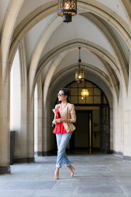 Weekend Wear lace peplum-4