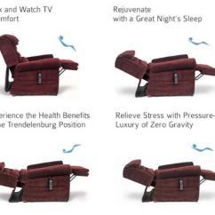 Golden Tech Lift Chair Red Rocking Maxicomfort Zero Gravity Chairs