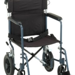 Lift Recliner Chairs Medicare Kids And Table Nova Transport Chair 329 | Lightweight Wheelchair Ortho-med
