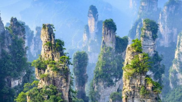 facts china landscapes