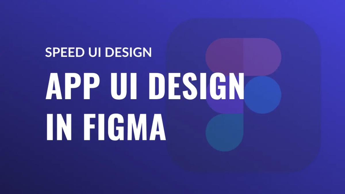 App UI Design Figma