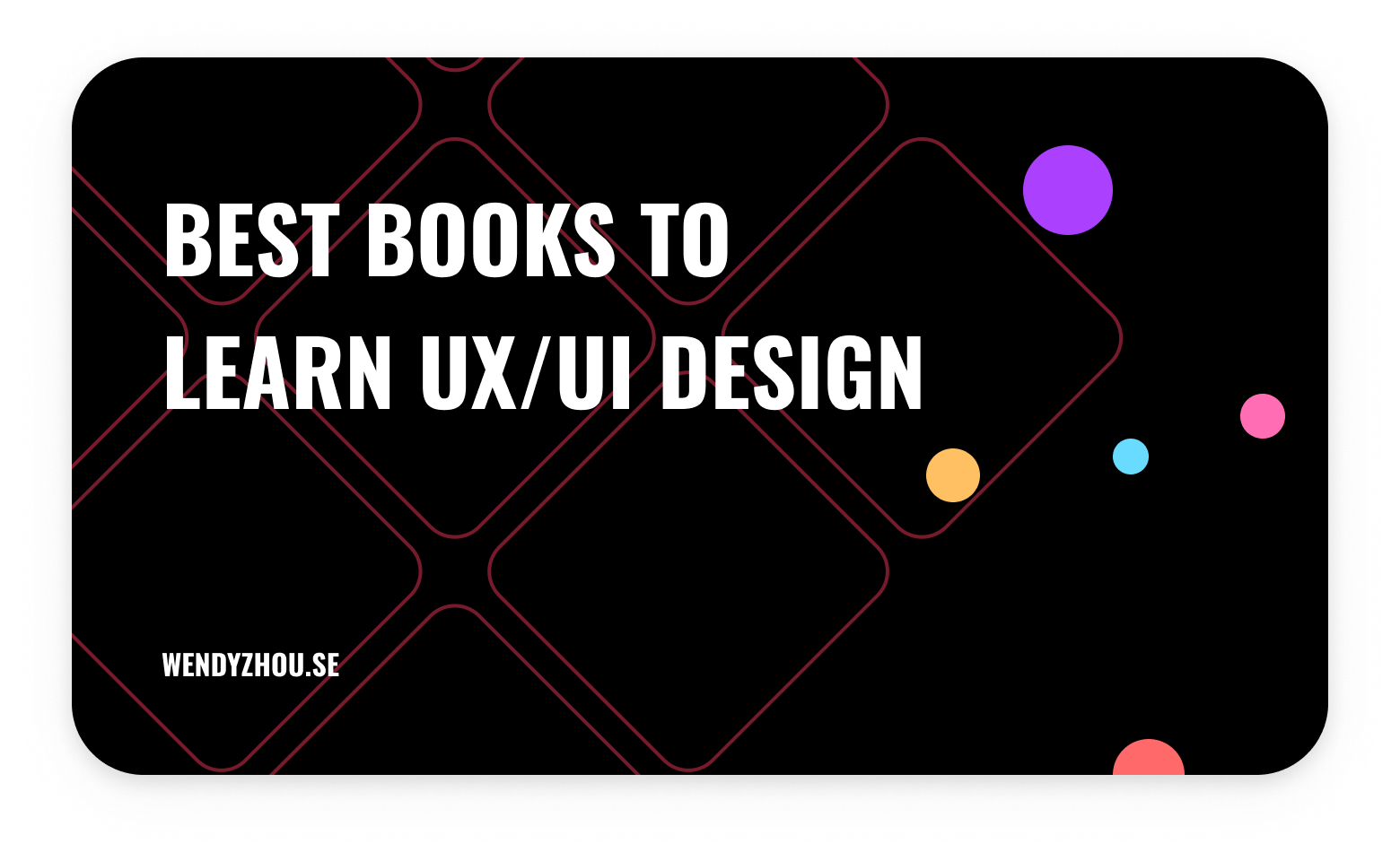 Best 4 Books to Learn UX/UI Design for Beginners