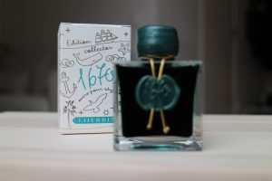 List of the 3 best teal fountain pen inks