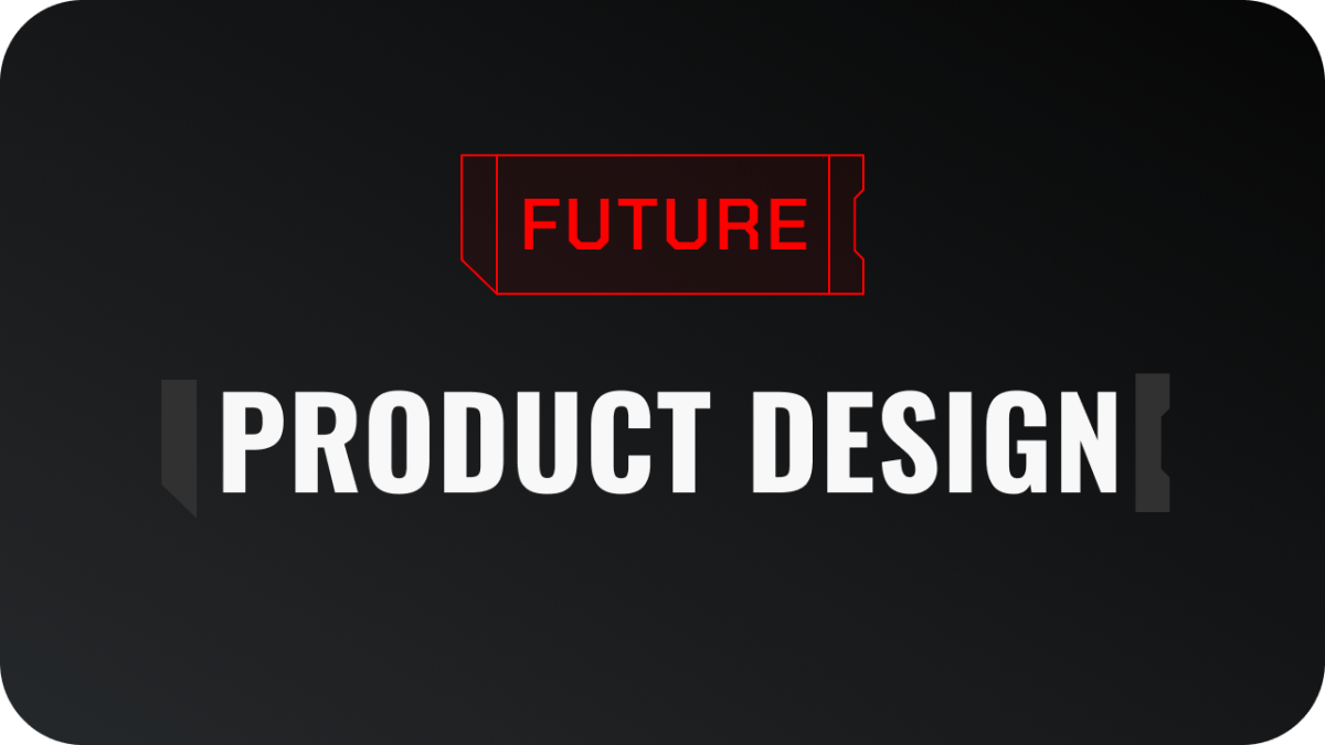 Future product design concepts blog