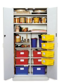 Small Instrument Cabinet - Wenger Corporation