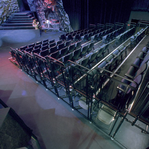 Risers Platforms and Stages  Wenger Corporation