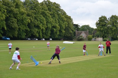 Wenlock Olympian Games Cricket