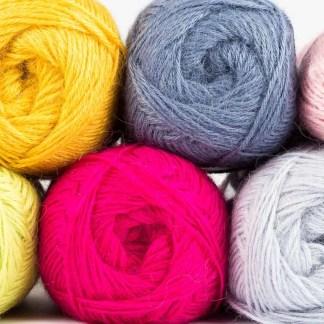 Wensleydale Longwool DK Yarn