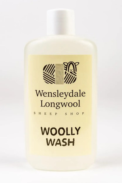 Wensleydale Longwool Sheep Shop Woolly Wash