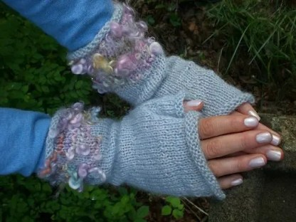 Fingerless Gloves kit