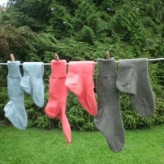 Wensleydale Iveson socks