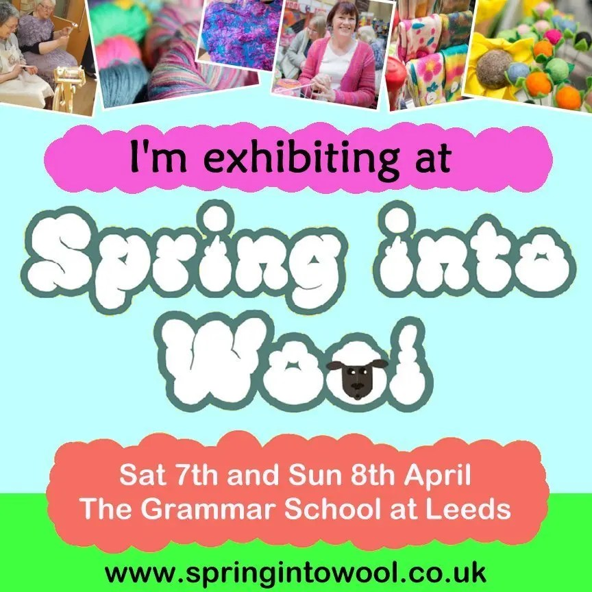 Spring into Wool 2018