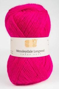Wensleydale DK Hot Pink