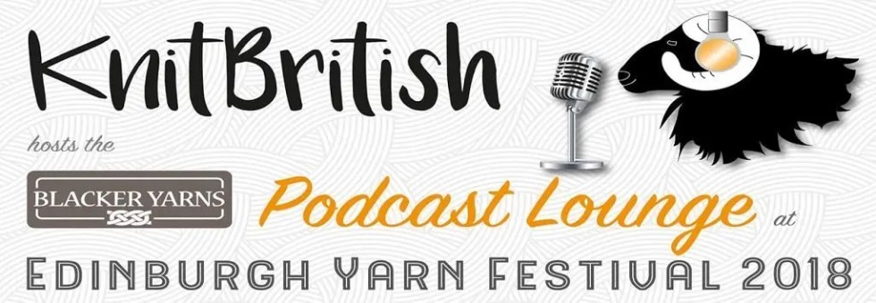 KnitBritish Podcast Lounge
