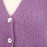 Wensleydale woollen garment