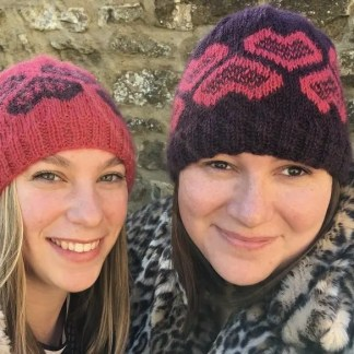 The Wensleydale Longwool Friendship Hat