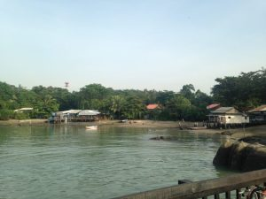 Pulau Ubin; what a quaint looking place!